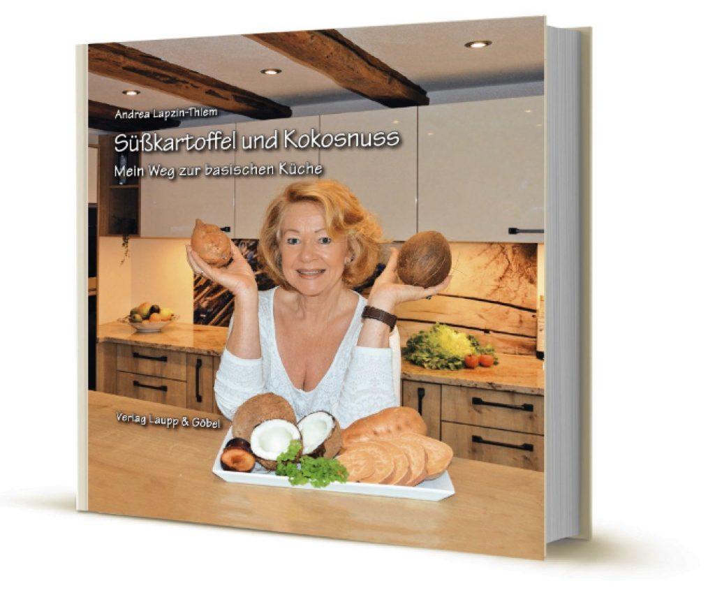 Basisches Kochbuch Süsskartoffel und Kokusnuss