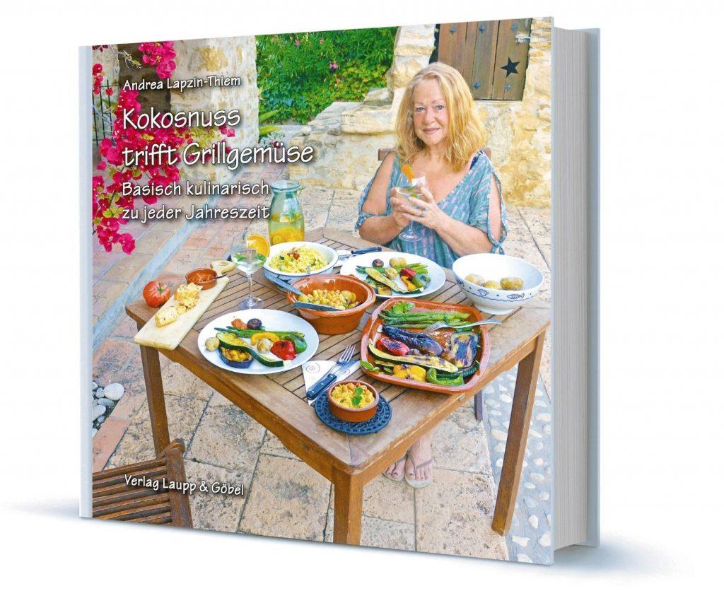 Basisches Kochbuch Kokonuss trifft Grillgemüse
