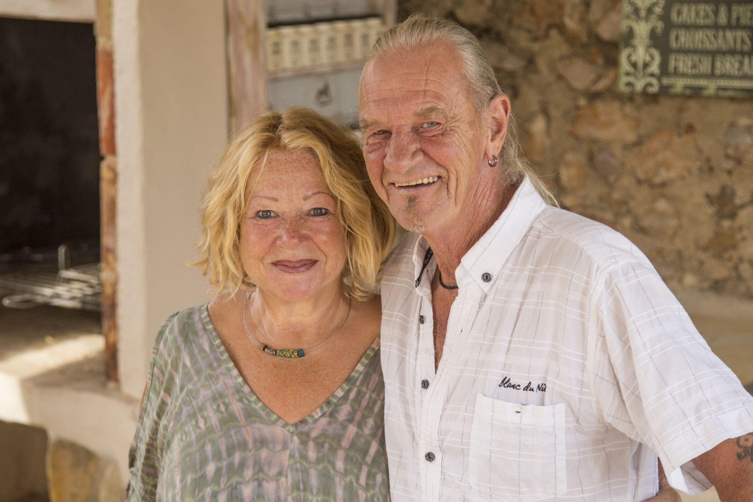 Andrea Lapzin-Thiem und Karl-Heinz